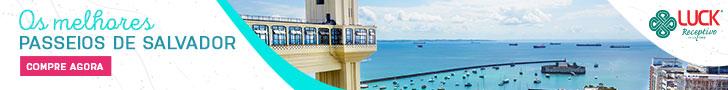 Atrações Turísticas da Bahia (Salvador e Litoral Norte)